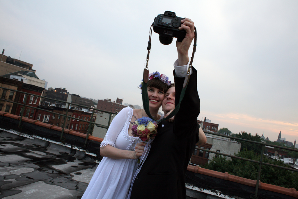 Rooftop Photosession