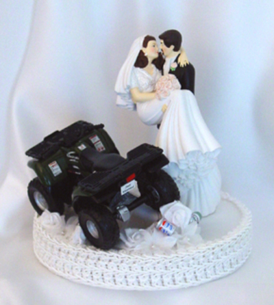 Atvweddingcaketopper