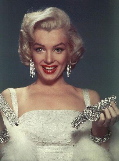 Marilynmonroediamonds